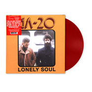 GA-20 - Lonely Soul HHV EU Exclusive Red Vinyl Edition