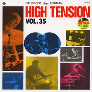 Calibro 35 - High Tension Vol.35 Calibro 35 Plays Lesiman Colored Vinyl Edition