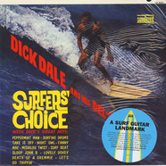 Dick Dale And His Del-Tones - Surfers' Choice Gold Vinyl Edition