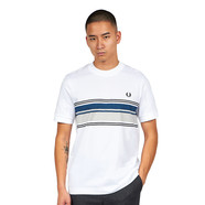 Fred Perry - Marl Stripe T-Shirt