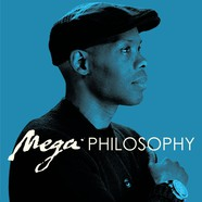 Cormega - Mega Philosophy 5 Year Anniversary Electric Blue Edition