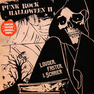 V.A. - Punk Rock Halloween II - Louder, Faster & Scarier Red Vinyl Edition