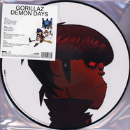 Gorillaz - Demon Days Picture Disc Edition