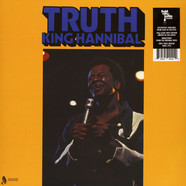 King Hannibal - Truth (Featuring Lee Moses) Clear Vinyl Edition