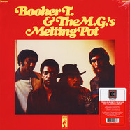 Booker T & Mg's - Melting Pot