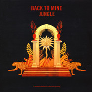 Jungle - Back To Mine Black Vinyl Edition