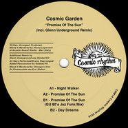 Cosmic Garden - Promise Of The Sun Glenn Underground Remix