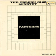 Modern Jazz Quartet, The - Patterns (OST Odds Against Tomorrow)