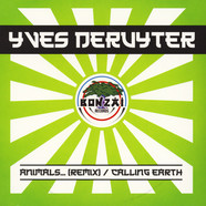 Yves Deruyter - Animals... (Remix) / Calling Earth Tranparent Lime Vinyl Edition