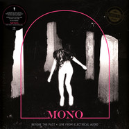 Mono - Before The Past - Live From Electrical Audio Crystal Clear With Pink Smoke Vinyl Edition
