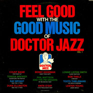 V.A. - Feel Good With The Good Music Of Doctor Jazz Vol. 1