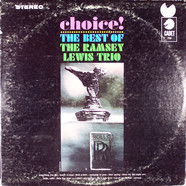 Ramsey Lewis Trio, The - Choice!: The Best Of The Ramsey Lewis Trio
