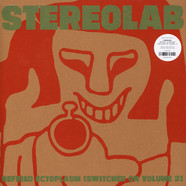 Stereolab - Switched On Volume 2 - Refried Ectoplasm Black Vinyl Edition