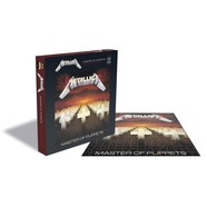 Metallica - Master Of Puppets (500 Piece Jigsaw Puzzle)