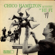 Chico Hamilton Quintet, The - Chico Hamilton Quintet In Hi-Fi