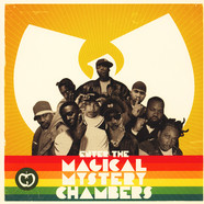Wu-Tang Vs. The Beatles - Enter The Magical Mystery Chambers Neon Orange Vinyl Edition