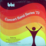 Unknown Artist - Concert Band Series '73