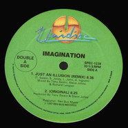 Imagination - Just An Illusion / Changes / New Dimension