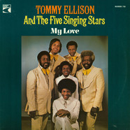 Tommy Ellison & The Five Singing Stars - My Love