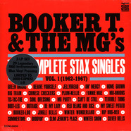 Booker T & MG's - The Complete Stax Singles Volume 1 (1962-1967) Blue Vinyl Edition