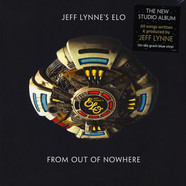 Jeff Lynne's ELO - From Out Of Nowhere Limited Opaque Blue Vinyl Edition