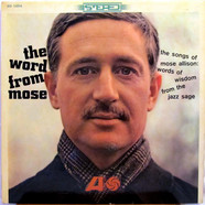 Mose Allison   - The Word From Mose