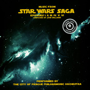 City Of Prague Philharmonic Orchestra, The - Music From Star Wars Saga