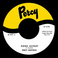 Percy Mayfield - Gone Astray / Advice (For Men Only)