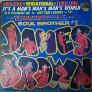 James Brown - It's A Man's Man's World: Soul Brother #1