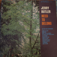 Jerry Butler - Need To Belong