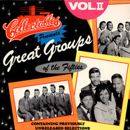 V.A. - Great Groups Of The Fifties Volume II
