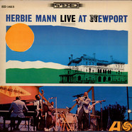 Herbie Mann - Live At Newport