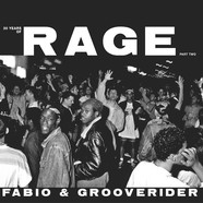 Fabio & Grooverider - 30 Years Of Rage Part 2 White Vinyl Edition