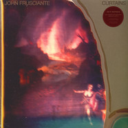 John Frusciante - Curtains Red Vinyl Ediition