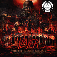 Slayer - The Repentless Killogy, Live... Ink Spot Vinyl Edition