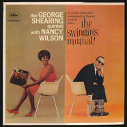 The George Shearing Quintet With Nancy Wilson - The Swingin's Mutual