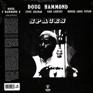 Doug Hammond - Spaces