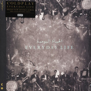 Coldplay - Everyday Life Black Vinyl Edition
