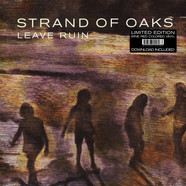Strand Of Oaks - Leave Ruin Wine Red Vinyl Edition