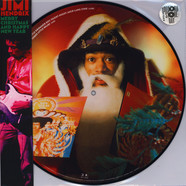 Jimi Hendrix - Merry Christmas And Happy New Year Picture Disc Black Friday Record Store Day 2019 Edition