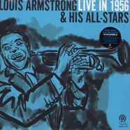 Louis Armstrong & His All-Stars - Live In 1956 (Allentown, Pa) Black Friday Record Store Day 2019 Edition