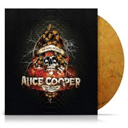 Alice Cooper - Many Faces Of Alice Cooper Red Vinyl Edition