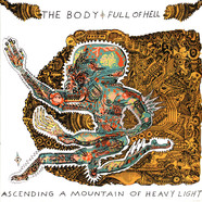 Body, The & Full Of Hell - Ascending A Mountain Of Heavy Light Clear With Green & Brown Vinyl Ediiton