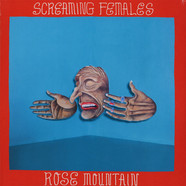 Screaming Females - Rose Mountain Turquoise Vinyl Edition