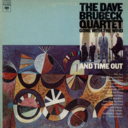 Dave Brubeck Quartet, The - Gone With The Wind & Time Out