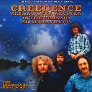Creedence Clearwater Revival - In Performance - The Albert Hall 1970 Blue Vinyl Edition