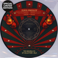Elvis Presley - Us Ep Collection Volume 8 Picture Disc Edition