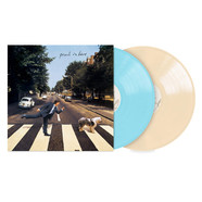 Paul McCartney - Paul Is Live Baby Blue + Peachy White Vinyl Edition