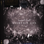 Coldplay - Everyday Life Gold Vinyl Edition