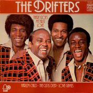 Drifters, The - There Goes My First Love